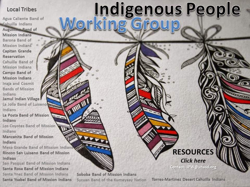 IndigenousPeople WorkingGroupWebsite
