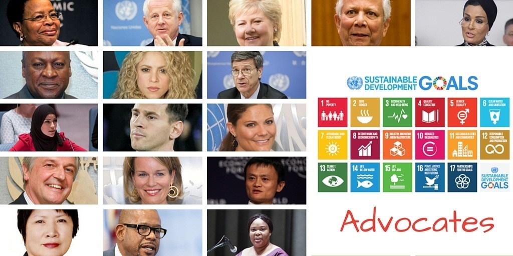 SDG Advocates Panel